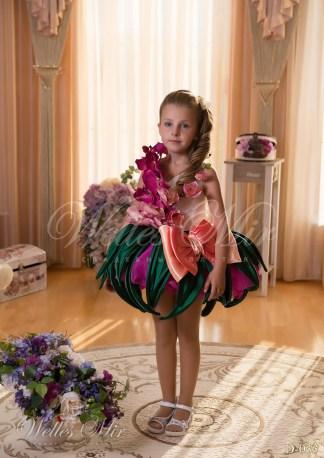 Детские платья Детские платья 2015 D-033-1