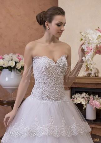 Свадебные платья Gentle Rose 068-2