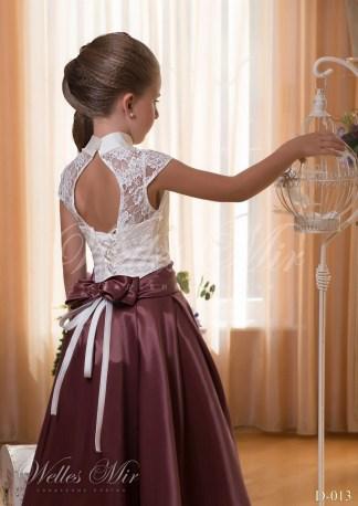 Детские платья Детские платья 2015 D-013-2