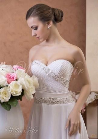 Свадебные платья Gentle Rose 057-2
