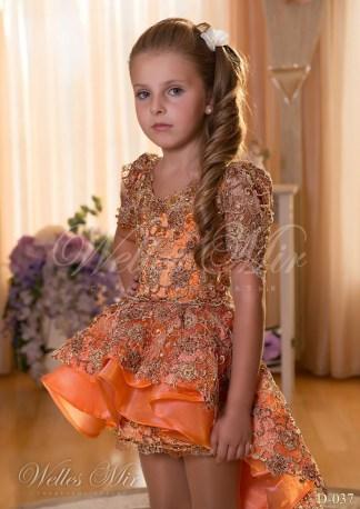 Детские платья Детские платья 2015 D-037-2