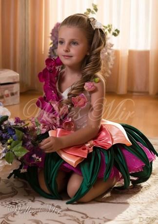 Rochițe pentru copii Rochii pentru copii 2015 D-033-2
