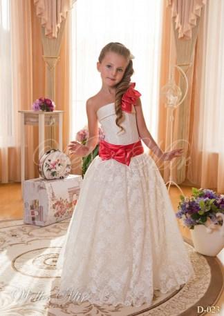 Детские платья Детские платья 2015 D-023-1