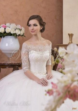 Свадебные платья Gentle Rose 044-2