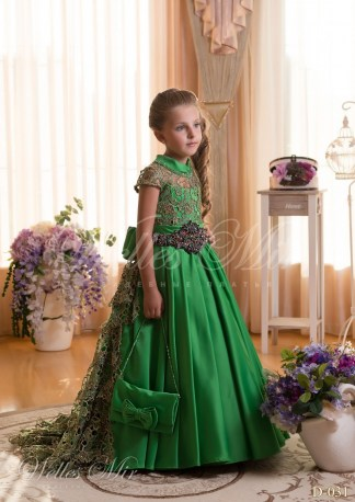 Детские платья Детские платья 2015 D-031-1