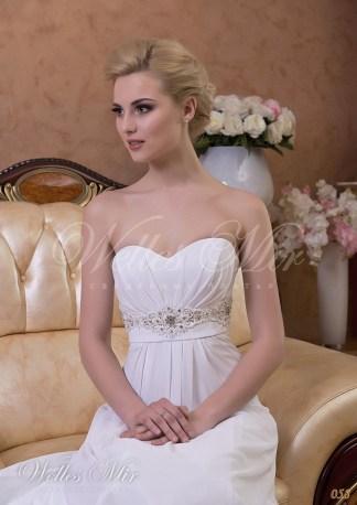 Свадебные платья Gentle Rose 058-2