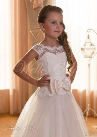 Детские платья Детские платья 2015 D-028-2