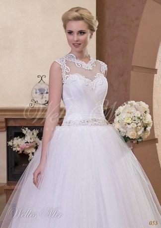 Свадебные платья Gentle Rose 053-2
