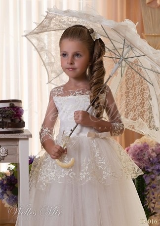 Детские платья Детские платья 2015 D-016-2