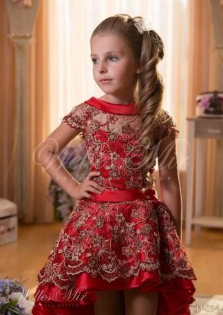 Детские платья Детские платья 2015 D-034-2
