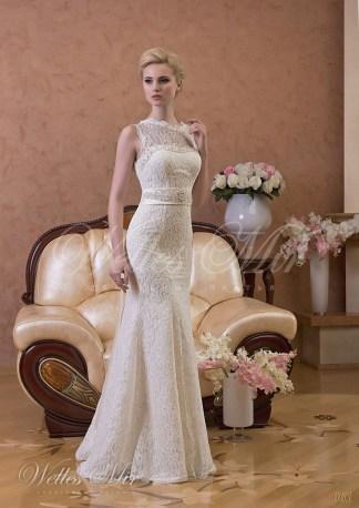 Свадебные платья Gentle Rose 061-1