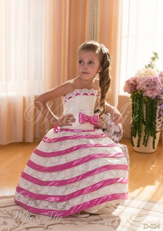 Детские платья Детские платья 2015 D-024-2