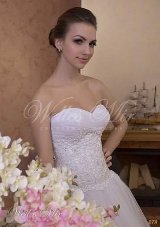 Свадебные платья Gentle Rose 078-2