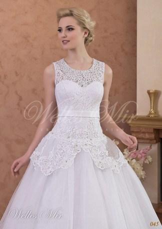 Свадебные платья Gentle Rose 045-2