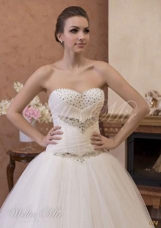 Свадебные платья Gentle Rose 074-2