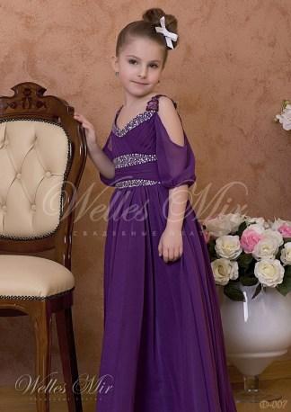 Детские платья Детские платья 1 D-007-2