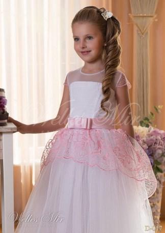 Детские платья Детские платья 2015 D-017-2