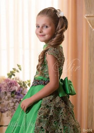 Детские платья Детские платья 2015 D-031-2
