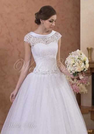Свадебные платья Gentle Rose 048-2