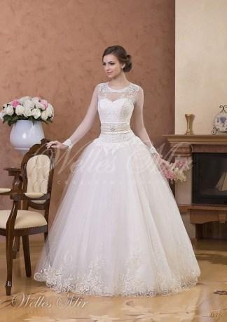 Свадебные платья Gentle Rose 046-1