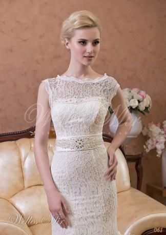 Свадебные платья Gentle Rose 061-2