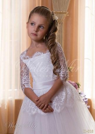 Детские платья Детские платья 2015 D-018-2
