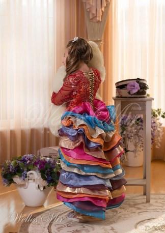 Детские платья Детские платья 2015 D-035-2