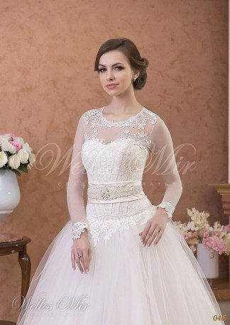 Свадебные платья Gentle Rose 046-2