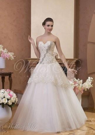 Свадебные платья Gentle Rose 072-1