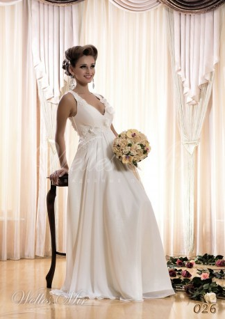 Свадебные платья Romantic Dream 026-1
