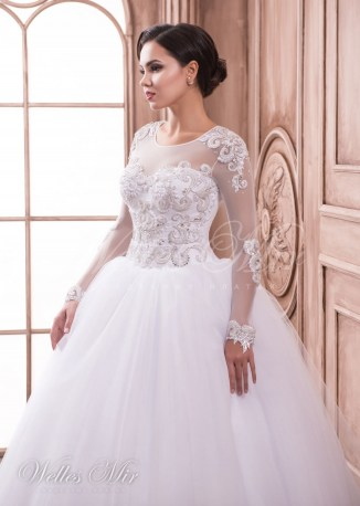 Свадебные платья Gorgeous 205-2