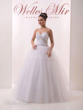 Свадебные платья Soft collection 161-VG-1