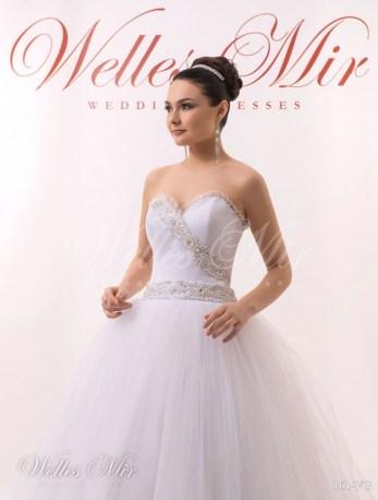 Свадебные платья Soft collection 161-VG-2