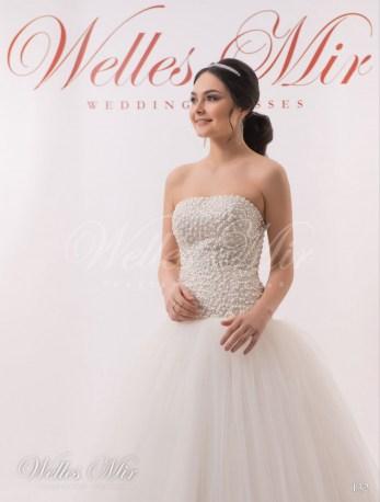 Свадебные платья Soft collection 132-2