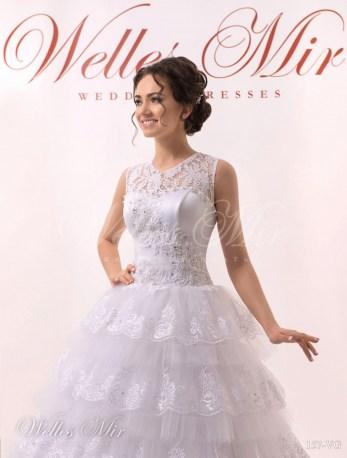 Свадебные платья Soft collection 157-VG-2