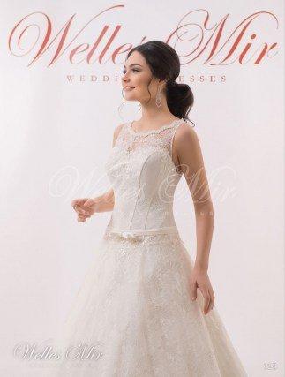 Свадебные платья Soft collection 128-2