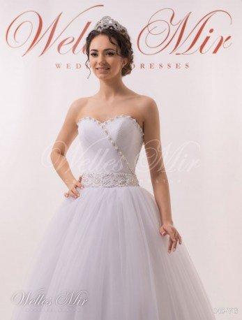 Свадебные платья Soft collection 145-VG-2