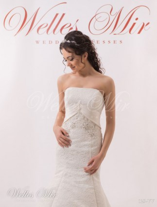 Свадебные платья Soft collection 129-VV-2
