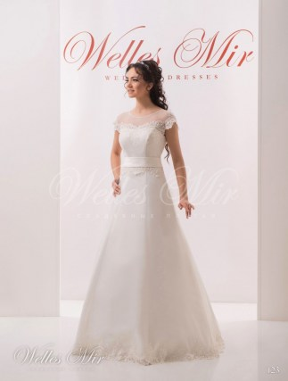 Свадебные платья Soft collection 123-1