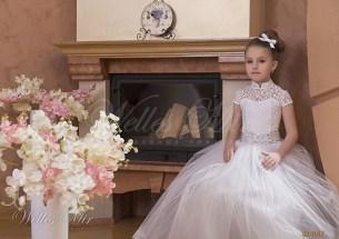Свадебное детское платье-2