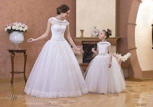 Детские платья Детские платья 1 D-002-2