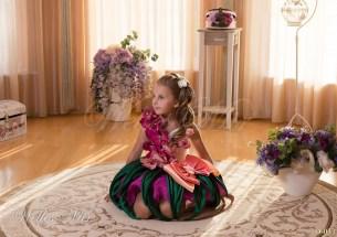 Детские платья Детские платья 2015 D-033-3