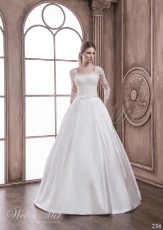 Свадебные платья Tenderness 238-1