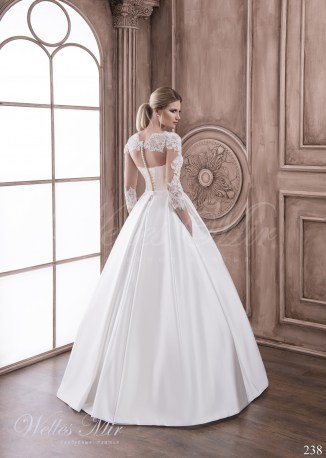 Свадебные платья Tenderness 238-3