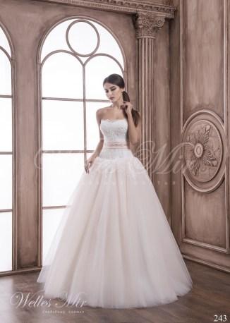 Свадебные платья Tenderness 243-1
