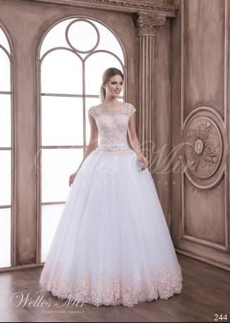 Весільні сукні Tenderness 244-1