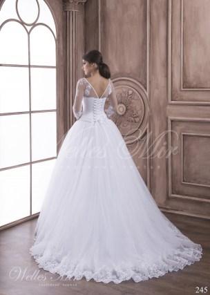 Свадебные платья Tenderness 245-3