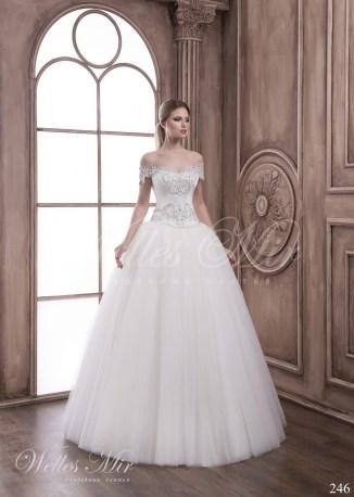 Свадебные платья Tenderness 246-1