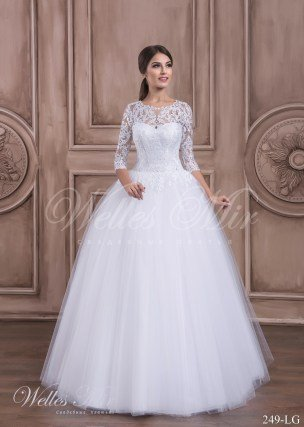 Wedding dresses 249-LG