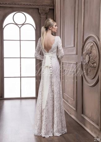Кружевное свадебное платье-3
